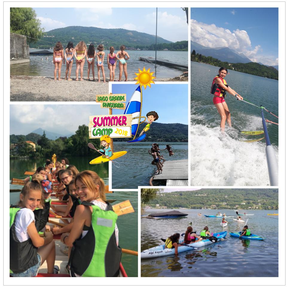 Summer Camp Avigliana 2018