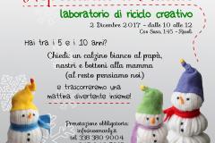Laboratorio di Natale con T'Ago